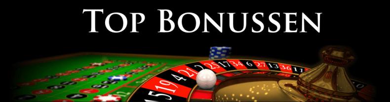 Top bonussen kansspelsites
