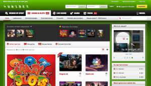 Unibet.be online casino
